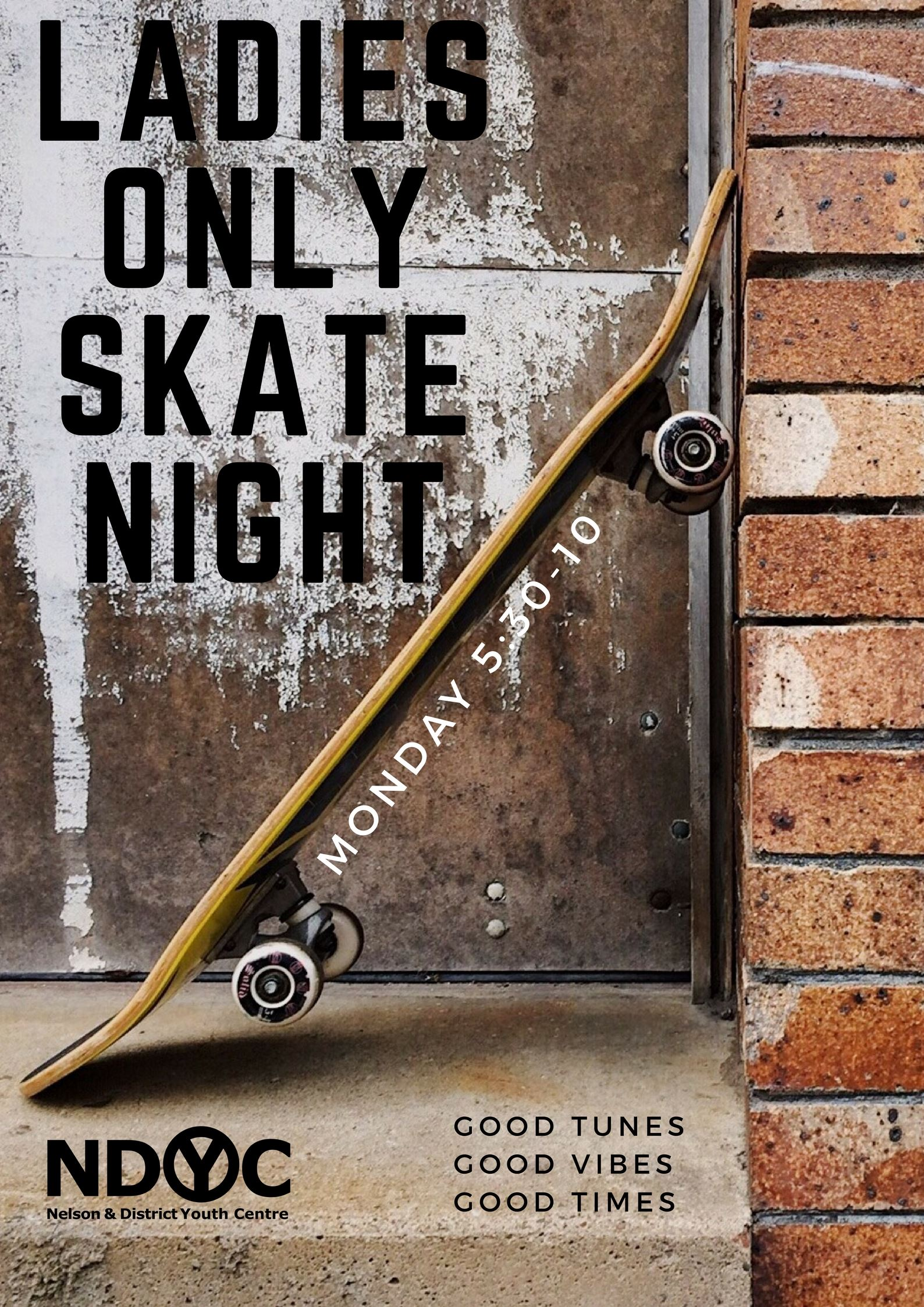 Ladies Only Skate Nights