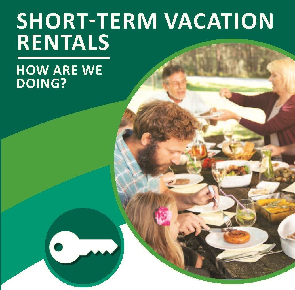 Short term rental survey