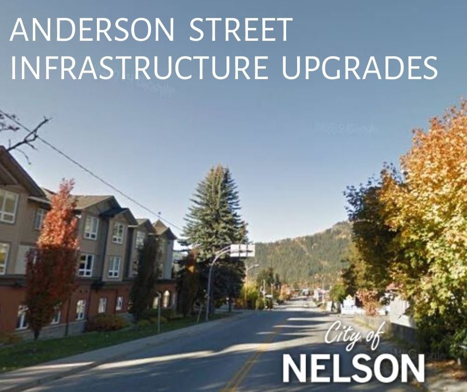 Anderson Infrastructure Project